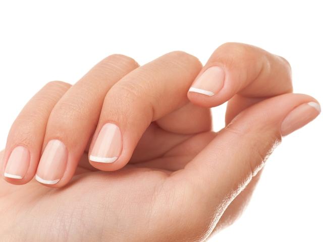 Фото коротких женских ногтей