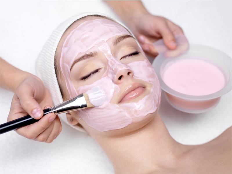 Альгинатная маска для лица как наносить