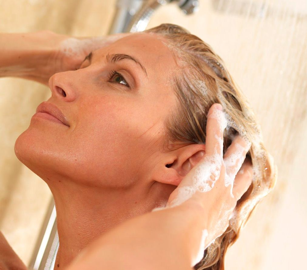 Как быстро смыть тоник для волос в домашних условиях