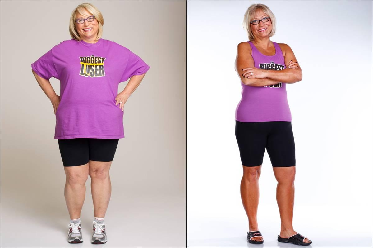 Кто похудел за месяц реально