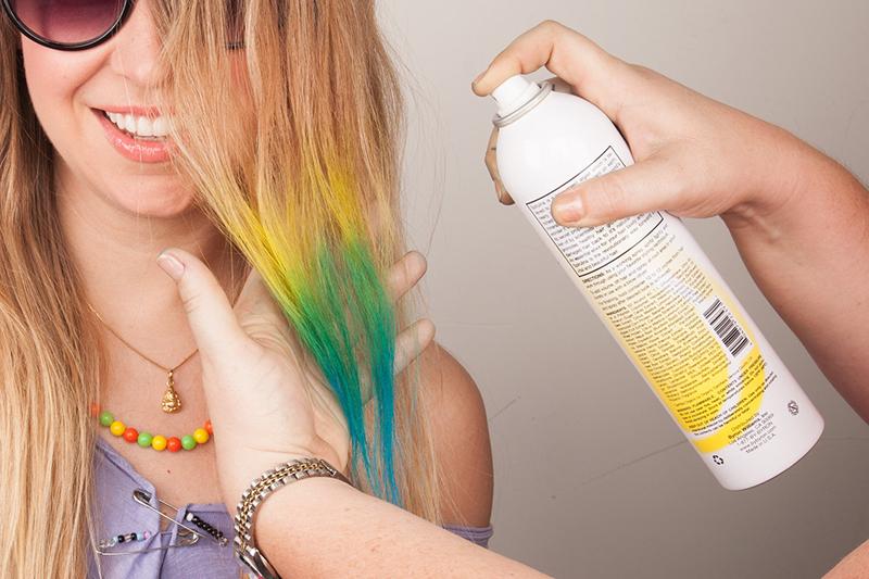 окраска волос в стиле омбре