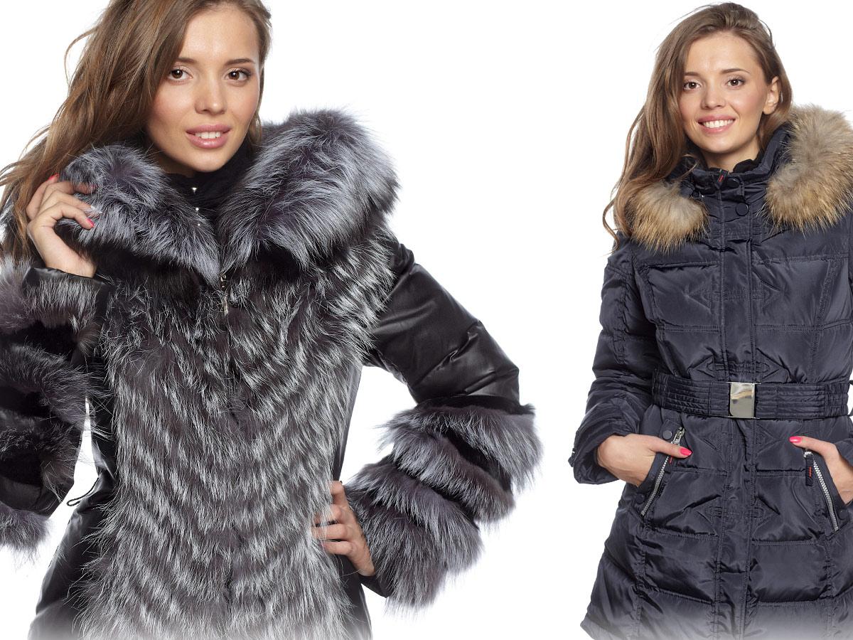 мода зима 2016 верхняя одежда