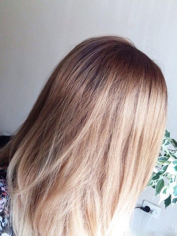 как научиться делать омбре на волосах