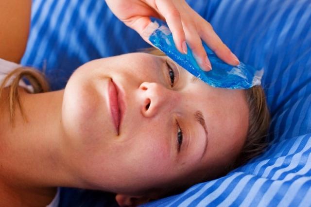 Как лечить гематому головы в домашних условиях