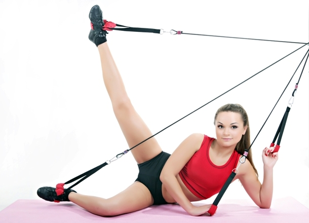 Эспандер для упражнений ног