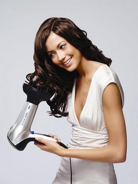 Диффузор для волос. Как сделать укладку с диффузором для 7