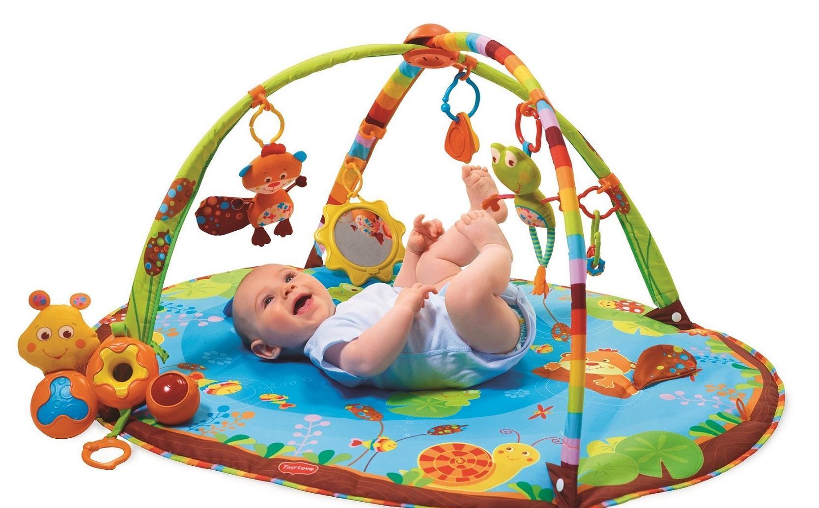 Коврик игровой для малыша
