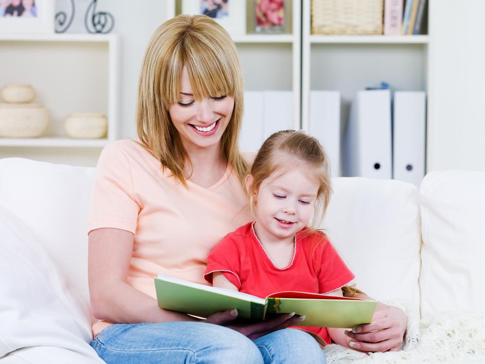 Учим ребенка читать в домашних условиях
