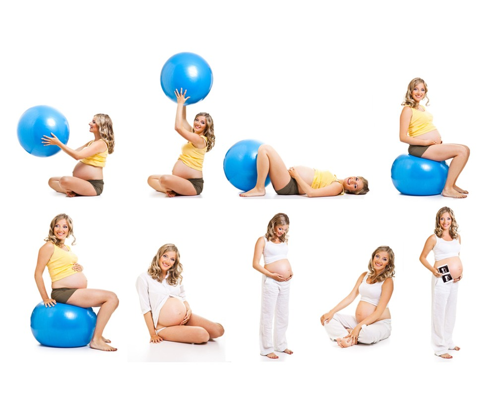 Йога для беременных дома: асаны - Woman s Day 32