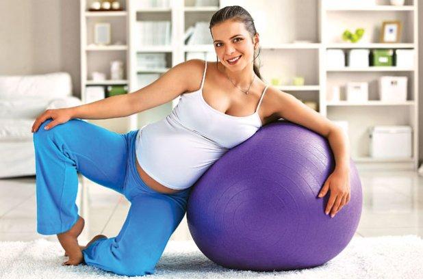На каком сроке можно делать зарядку для беременных