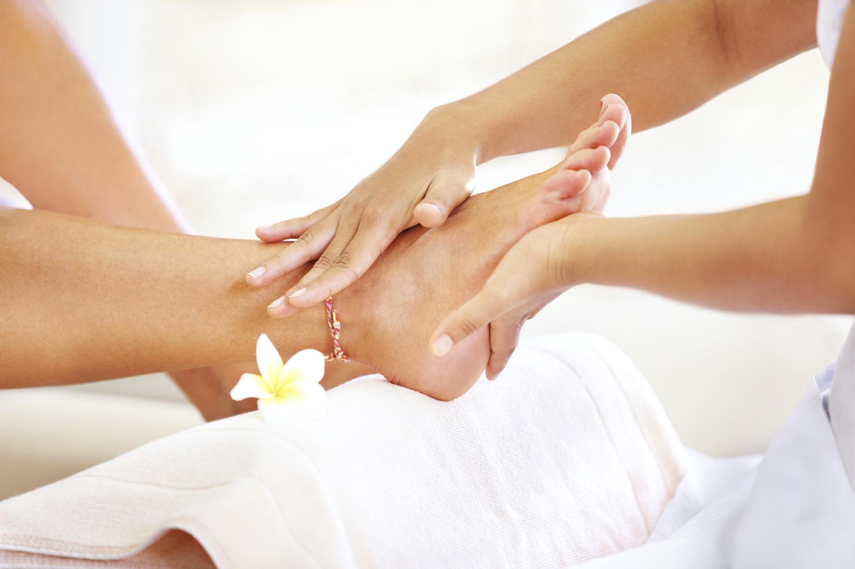 массаж ног. картинки