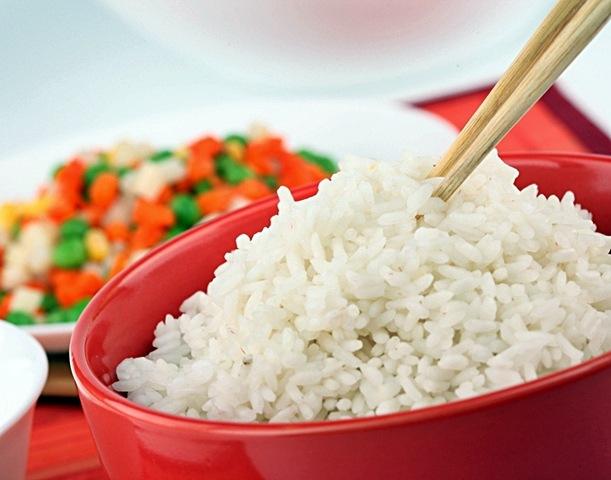 рисовая диета снижает калий
