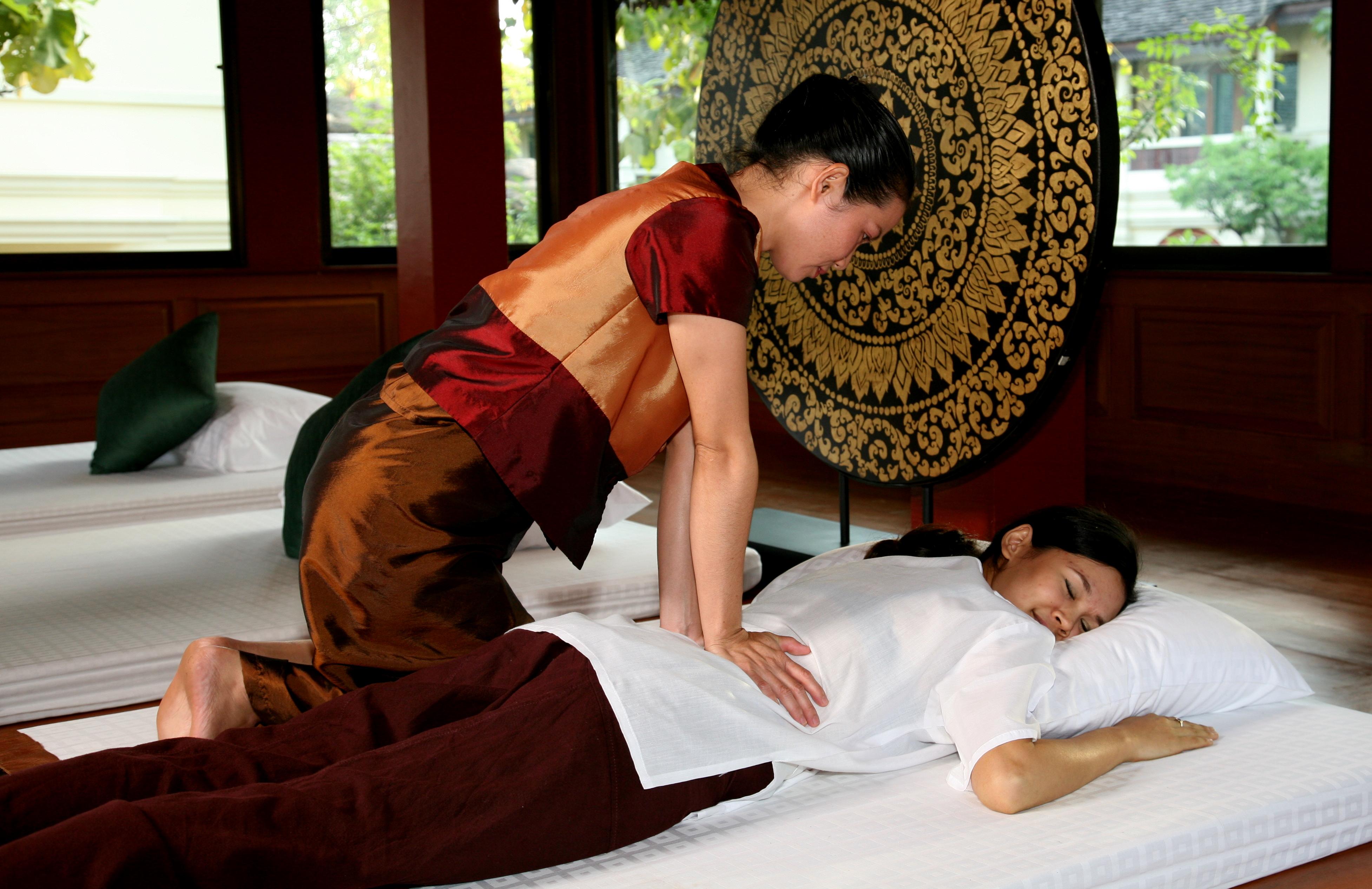 Смотреть тайский эротический массаж 5 фотография