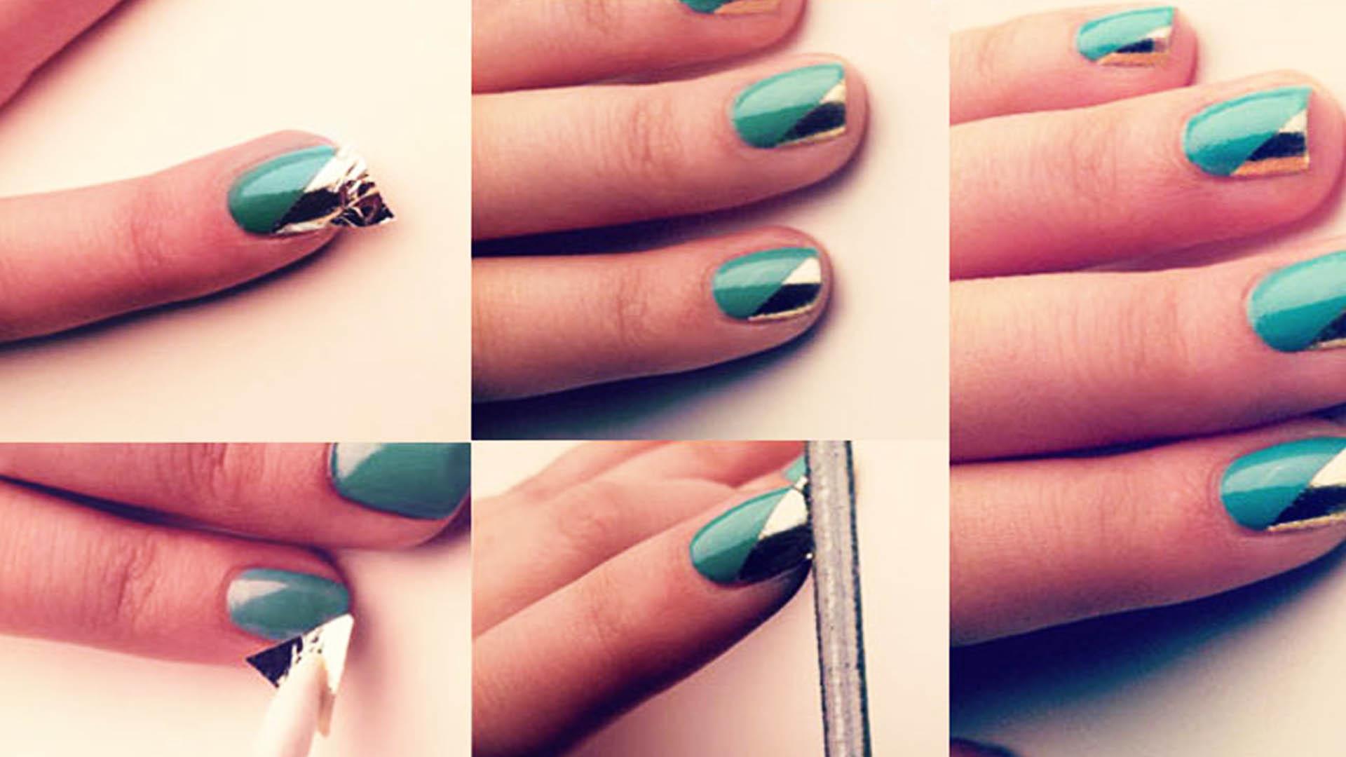 рисунки на ногтях ног пошаговое фото