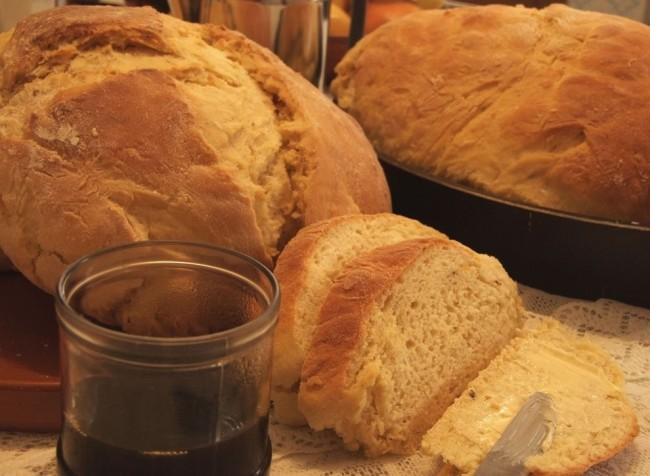 Как печь хлеб в домашних условиях в духовке