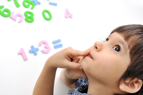 Учить ребенка как считать