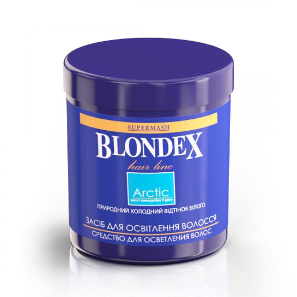 Блондекс для осветления волос фото