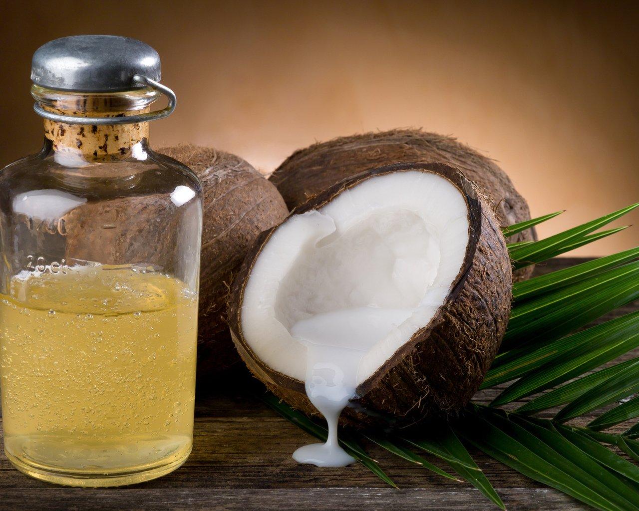 Кокосовое масло своими руками