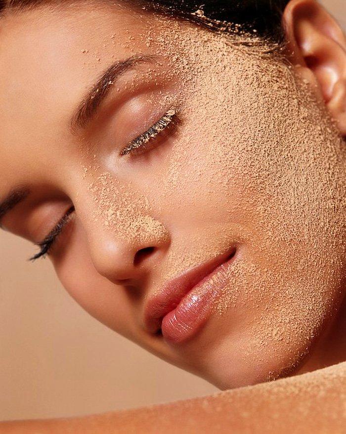 Как наносить макияж если кожа шелушится
