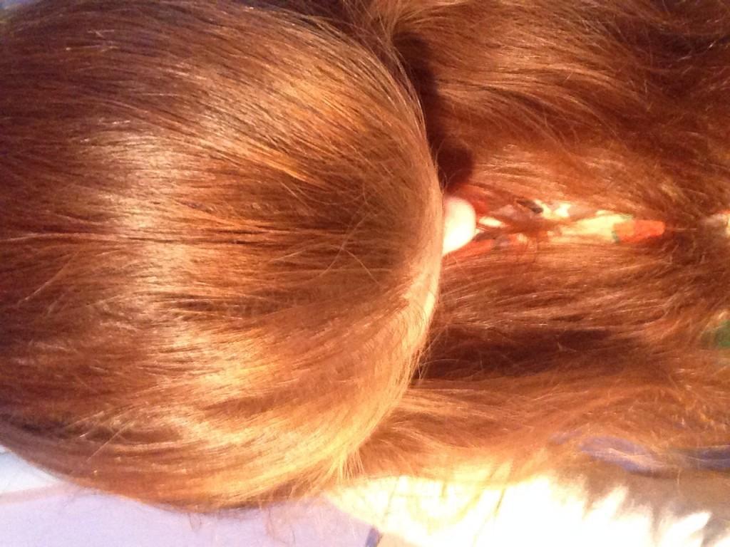 Можно ли смыть с волос хну