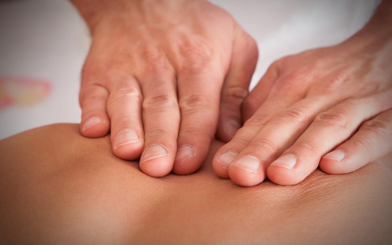 мануальный массаж живота
