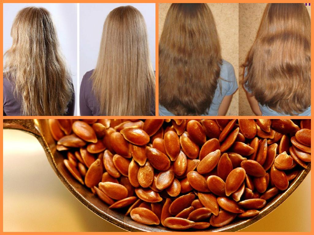 Льняное масло действие на волосы