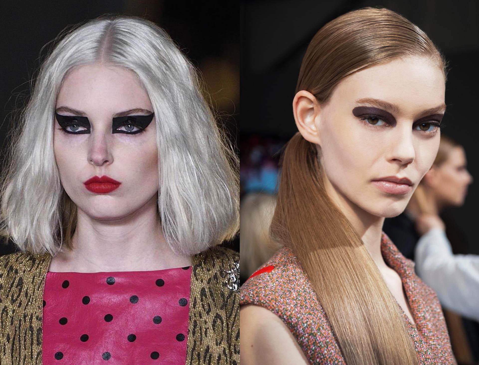 Макияж модные тенденции 2016