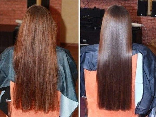 Маска мед и корица для волос