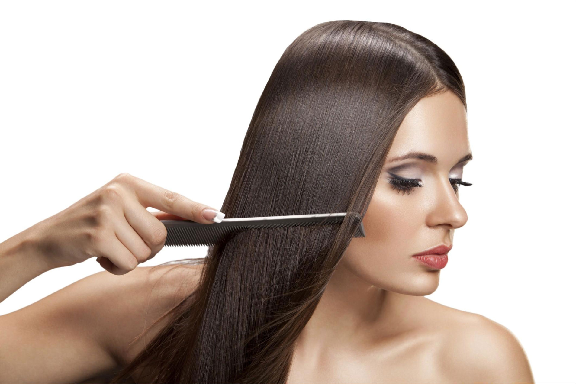 Как наносить льняное масло на волосы
