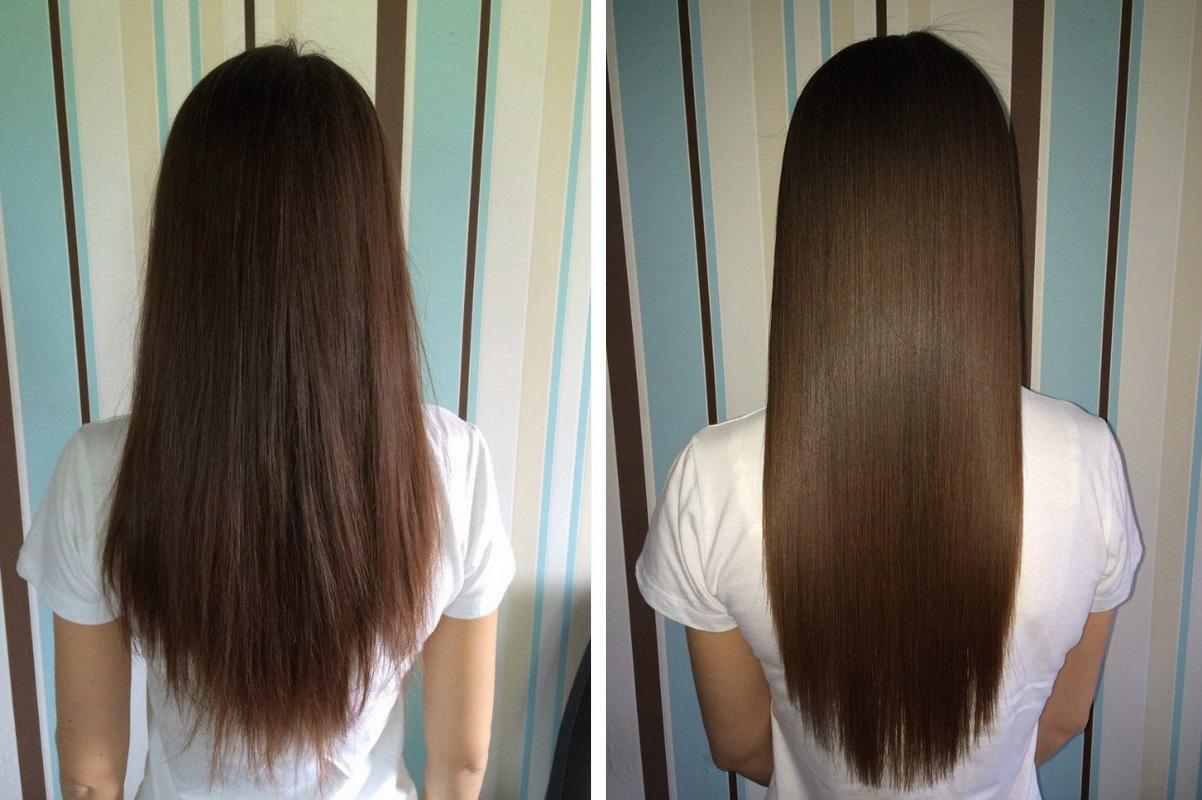 Биоламинирование волос lebel
