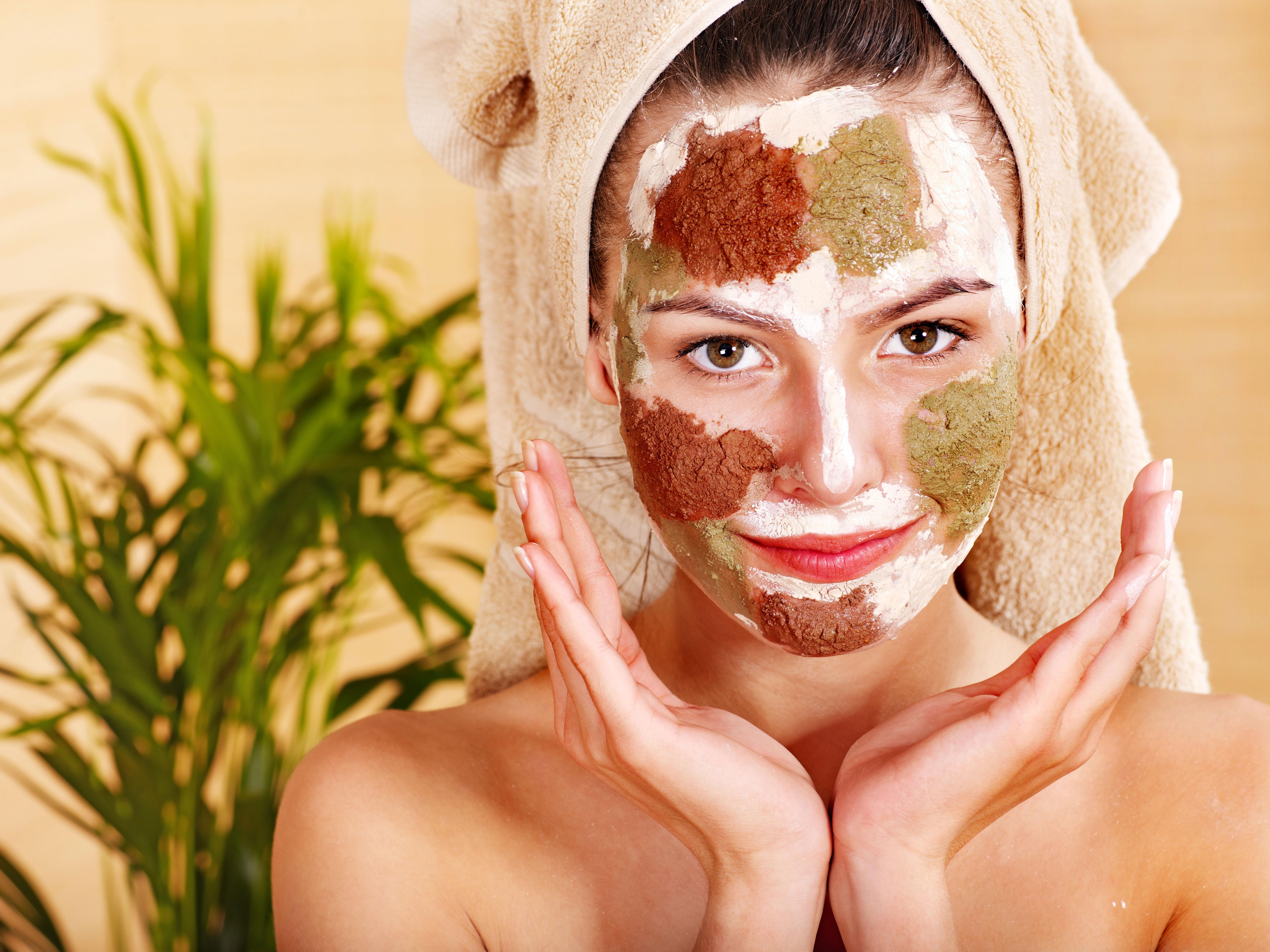 Домашние маски для сухой кожи лица - Cosmopolitan 499