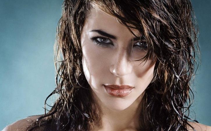 Как сделать волосы с эффектом мокрой химии