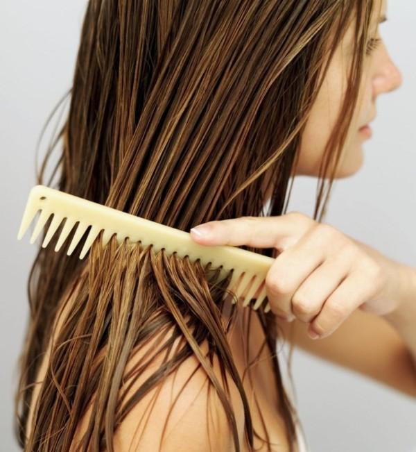 Эфирное мандариновое масло и волосы