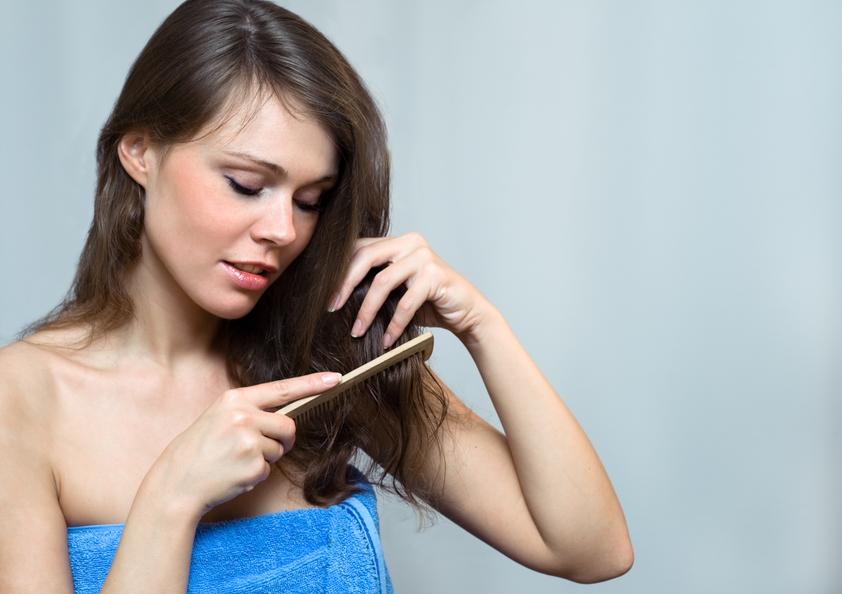 Распутывать волосы во сне