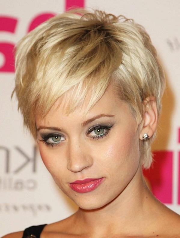 Короткие стрижки для жидких тонких волос фото