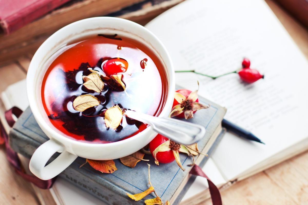 Как правильно заварить чай с шиповника