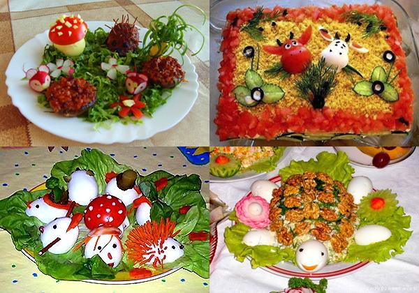 Рецепты праздничных блюд на детский день рождения и рецептами