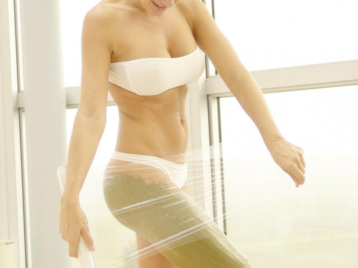 Пленочное обертывание для похудения в домашних условиях отзывы