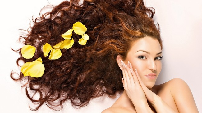 Красивые волосы уход за волосами в домашних условиях