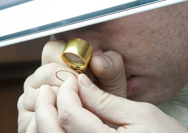 Определить золото в домашних условиях 5