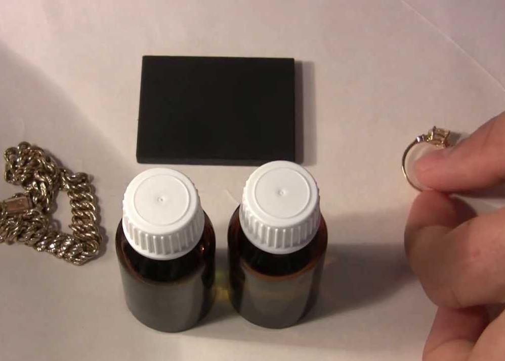 Как в домашних условиях проверить золото на подлинность