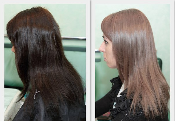 хозяйственное мыло смывки волос