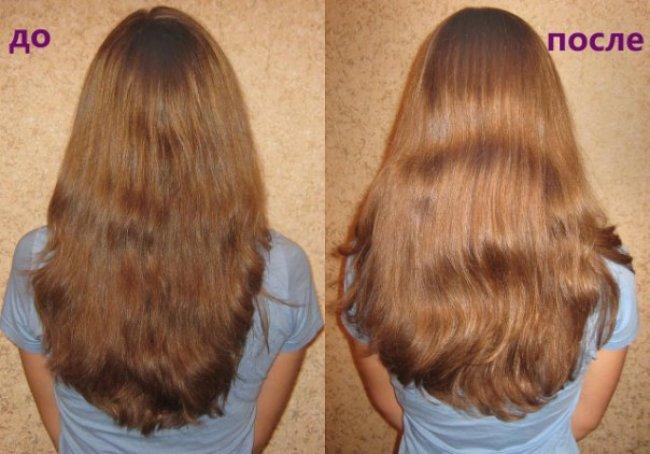 Секущиеся волосы лечение народными методами