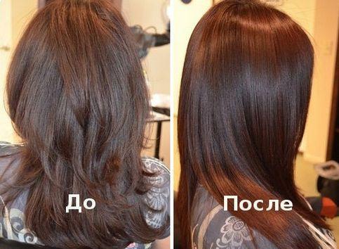 Аргановое масло с силикон для волос