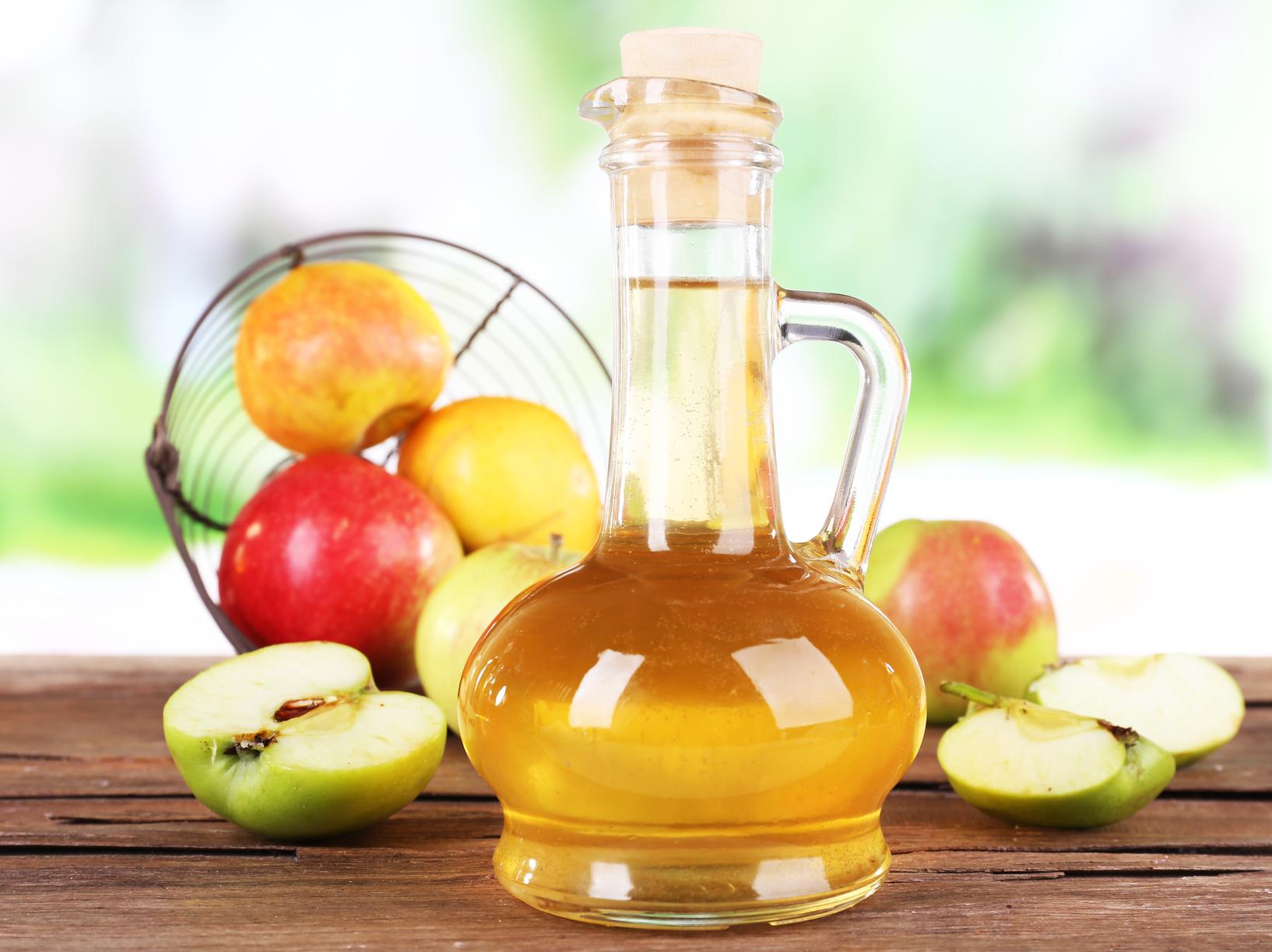 Рецепты для головы с яблочным уксусом