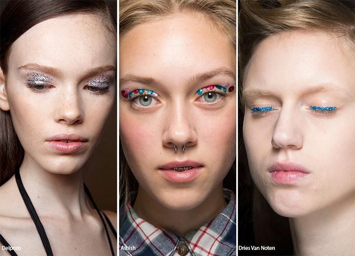 Модные макияжи 2017