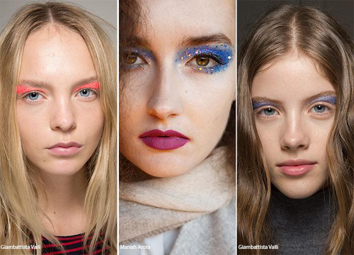 Модный макияж весна фото