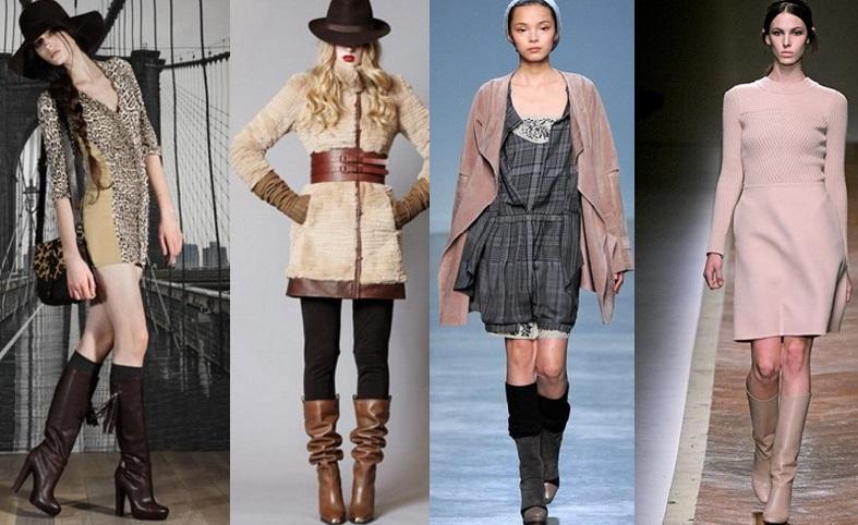 Модные тенденции обуви на 2017 год