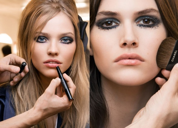 Мода  макияж фото