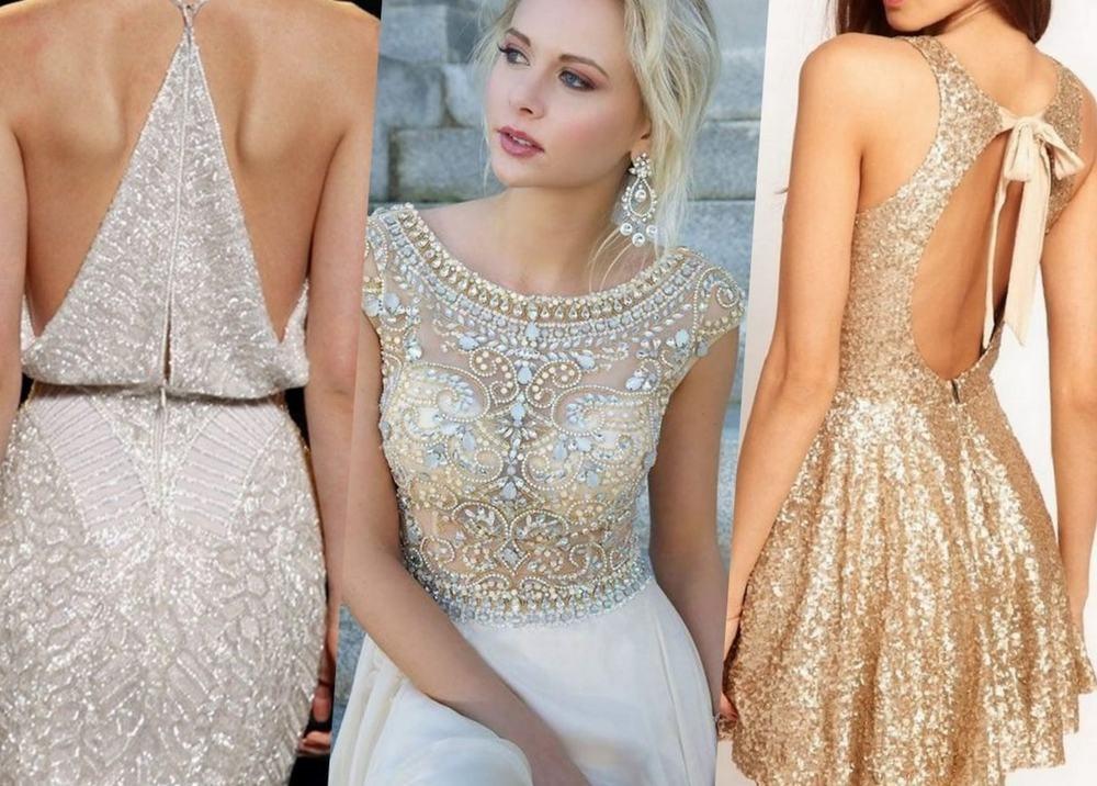 Выпускные красивые вечерние платья фото
